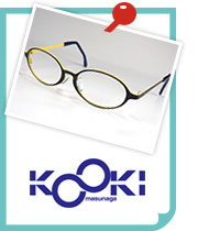 kooki(コーキ) 増永眼鏡